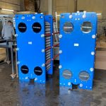 TTitanium plate heat exchangers